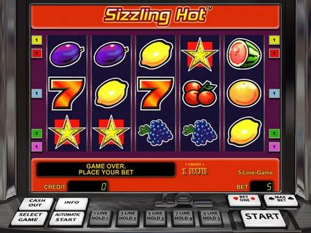 Stargames Tricks Sizzling Hot
